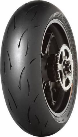 DUNLOP GP RACER D212 190/55-17 MEDIUM