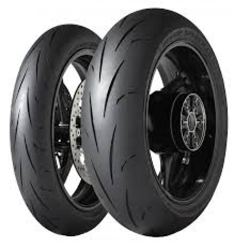 GP RACER D211 120/70-17 MEDIUM & 190/55-17 MEDIUM