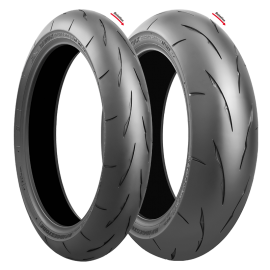BRIDGESTONE BATLAX RS11 120/70-17 & 200/55-17