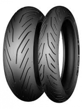MICHELIN PILOT POWER 3 120/70-15 & 160/60-15