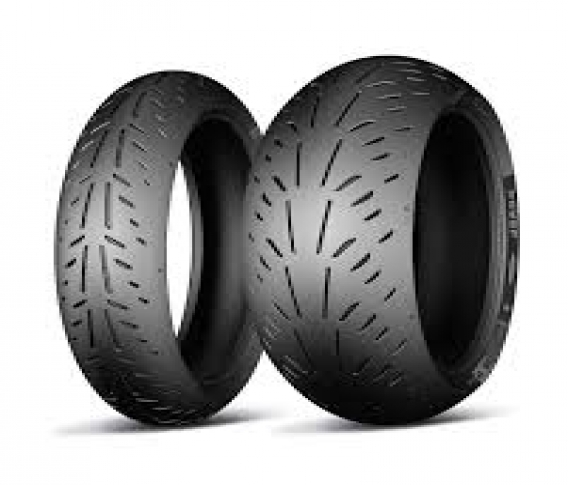 MICHELIN POWER SUPERSPORT EVO 120/70-17 & 190/50-17