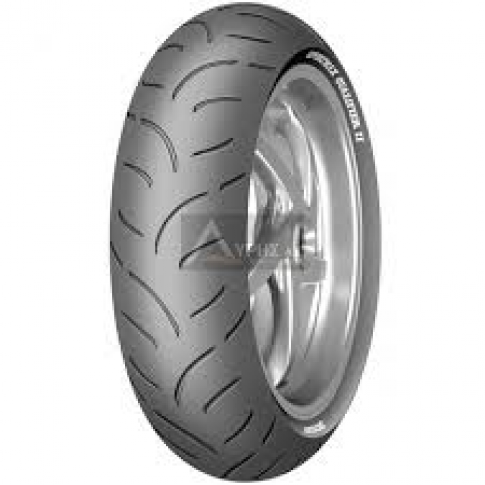 DUNLOP QUALIFIER II 190/55-17