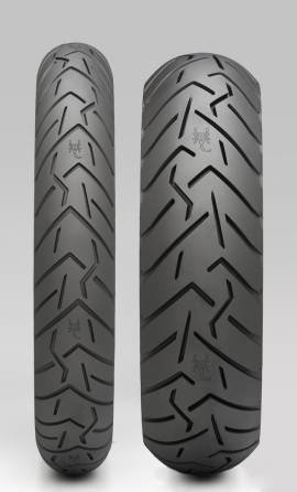 PIRELLI SCORPION TRAIL II 120/70-17 & 190/55-17