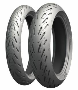 MICHELIN ROAD 5 TRAIL 110/80-19 & 150/70-17