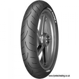 DUNLOP QUALIFIER II 120/70-17
