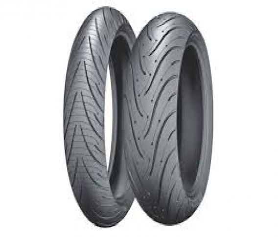 MICHELIN PILOT ROAD 3 120/70-18 & 160/60-17