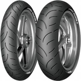 DUNLOP QUALIFIER II 120/70-17 & 180/55-17