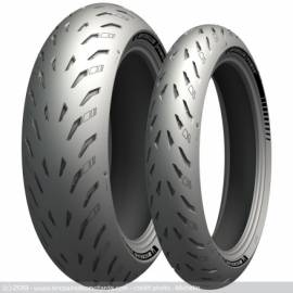 MICHELIN POWER 5 120/70-17 & 200/55-17