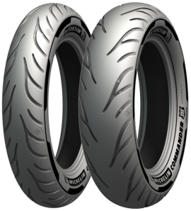 MICHELIN COMMANDER III CRUISER 100/90-19 & 140/90-15