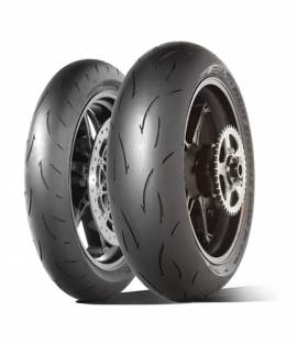 DUNLOP GP RACER D212 120/70-17 SOFT & 200/55-17 MEDIUM