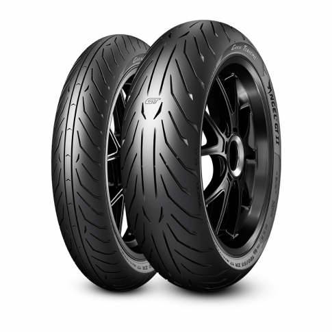 PIRELLI ANGEL GT II 120/70-17 & 190/50-17