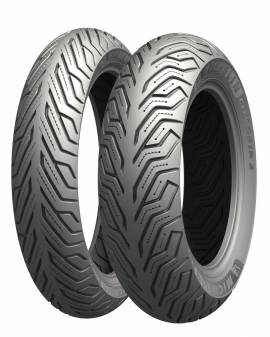 MICHELIN CITY GRIP 2 110/90-12 & 130/70-12