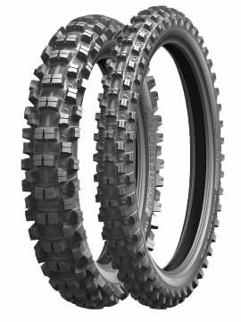 MICHELIN STARCROSS 5 MEDIUM 80/100-21 & 120/90-18