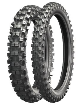MICHELIN STARCROSS 5 MEDIUM 80/100-21 & 100/90-19