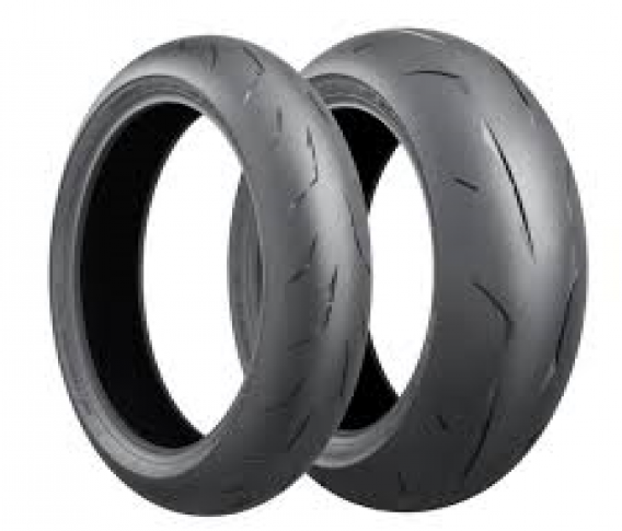 BRIDGESTONE RS10 120/70-17 & 200/55-17
