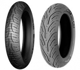 MICHELIN PILOT ROAD 4 120/70-15 & 160/60-14