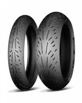 MICHELIN POWER SUPERSPORT EVO 120/70-17 & 200/55-17