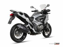 MIVV SPEED EDGE BLACK HONDA CROSSTOURER 1200