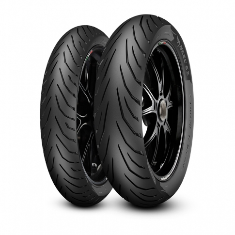 PIRELLI ANGEL CITY 110/70-17 & 130/70-17