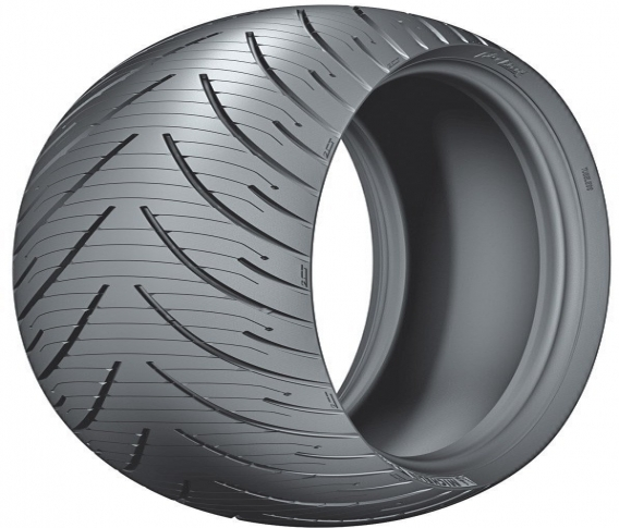MICHELIN PILOT ROAD 3 120/70-18