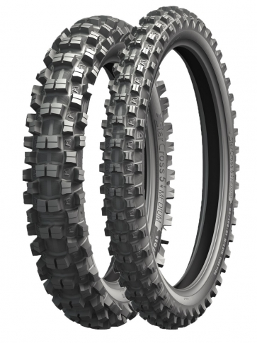 MICHELIN STARCROSS 5 MEDIUM 80/100-21 & 120/80-19