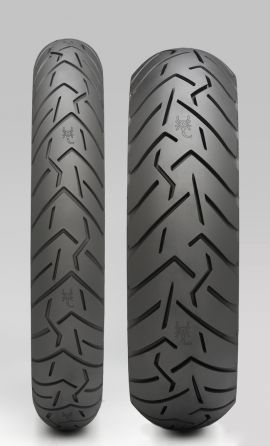PIRELLI SCORPION TRAIL II 120/70-19 & 170/60-17