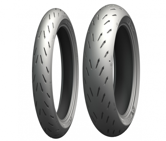 MICHELIN POWER RS 120/70-17 & 240/45-17