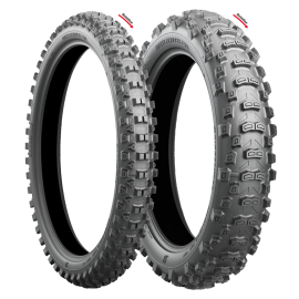 BRIDGESTONE BATTLECROSS E50 90/90-21 & 120/90-18 F.I.M